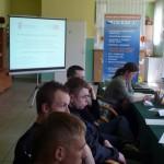 Trening psychologiczny i warsztaty z doradcą zawodowym