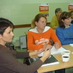 """Trwają szkolenia na kursach realizowanych w projekcie """"Pomagając innym – pomagamy sobie"""""""